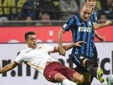 [意甲]第11轮:国际米兰1-0罗马 比赛集锦