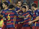 [欧冠]E组第4轮:巴塞罗那3-0鲍里索夫 比赛集锦