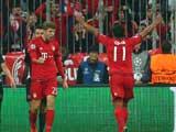 [欧冠]F组第4轮:拜仁慕尼黑5-1阿森纳 比赛集锦