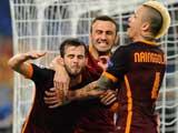 [欧冠]E组第4轮:罗马3-2勒沃库森 比赛集锦