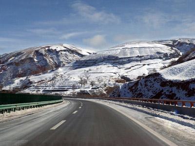 最力波公路风景图片