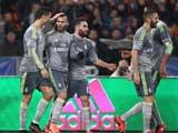 [欧冠]1/8决赛首回合:罗马0-2皇家马德里 比赛集锦