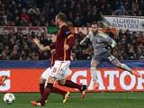[欧冠]1/8决赛首回合:罗马VS皇家马德里 下半场