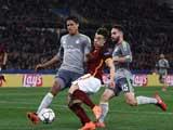 [欧冠]1/8决赛首回合:罗马VS皇家马德里 上半场