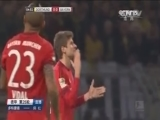 [德甲]第25轮:多特蒙德VS拜仁慕尼黑 上半场