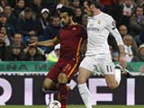 [欧冠]1/8决赛次回合:皇家马德里VS罗马 上半场