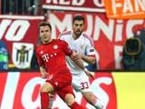 [欧冠]1/4决赛首回合:拜仁VS本菲卡 上半场