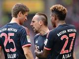 [德甲]里贝里造乌龙阿拉伯破门 拜仁3-1斯图加特