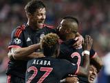 [欧冠]比达尔世界波拜仁客平本菲卡 惊险晋级4强