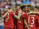 [德甲]第30轮:拜仁慕尼黑VS沙尔克04 下半场