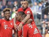 [德甲]第31轮:柏林赫塔0-2拜仁慕尼黑 全场集锦