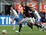 [意甲]第36轮:AC米兰3-3弗罗西诺内 比赛集锦