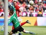 [德甲]第34轮:拜仁慕尼黑VS汉诺威96 下半场
