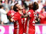 [德甲]第34轮:拜仁慕尼黑3-1汉诺威96 比赛集锦