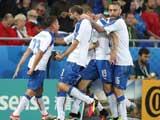 2016年06月14日 [欧洲杯]E组:比利时0-2意大利 比赛集锦