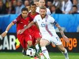 2016年06月15日 [欧洲杯]F组:葡萄牙1-1冰岛 比赛集锦