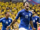 2016年06月17日 [欧洲杯]E组:意大利1-0瑞典 比赛集锦