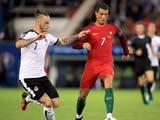 2016年06月19日 [欧洲杯]F组:葡萄牙0-0奥地利 比赛集锦