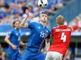 2016年06月23日 [欧洲杯]F组:冰岛2-1奥地利 比赛集锦