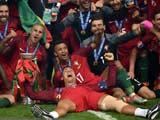 [天下足球]C罗梦圆欧洲杯 葡萄牙登顶欧洲之巅