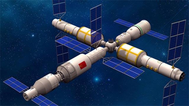 中国发射天宫二号空间实验室 - wuwei1101 - 西花社