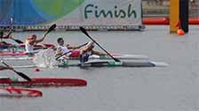 [夺金时刻]英国夺奥运男子单人皮艇200米金牌