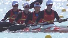 [奥运会]女子四人皮艇500米决赛