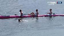 [奥运会]男子四人皮艇1000米决赛
