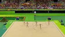 [奥运会]艺术体操团体预赛 第1轮