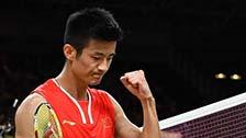 [羽毛球]谌龙:感谢林丹李宗伟 赢得金牌很开心