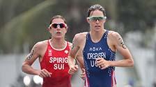 [奥运会]铁人三项女子决赛