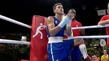 [夺金时刻]奥运男子拳击56kg级 拉米雷斯夺冠