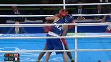 [奥运会]女子拳击51kg级决赛 亚当斯VS欧拉穆讷