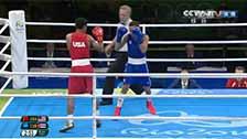 [奥运会]男子拳击56公斤级决赛 美国VS古巴