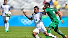 [奥运会]男子利发国际铜牌赛 洪都拉斯VS尼日利亚