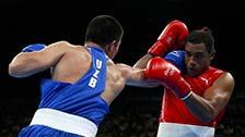 [奥运会]男子拳击75kg级决赛 古巴VS乌兹别克