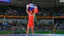 [夺金时刻]男子自由式摔跤86kg级 俄罗斯摘金