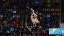 [跳水]男子单人10米跳台决赛 陈艾森集锦