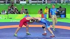 [奥运会]男子自由式摔跤125公斤级铜牌赛