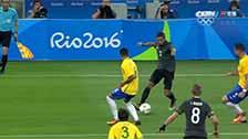 [利发国际]德国队横传中路 迈尔扫射扳平比分