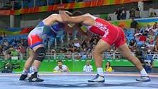 [奥运会]男子自由式摔跤125公斤级决赛