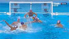 [夺金时刻]塞尔维亚队夺奥运会男子水球金牌