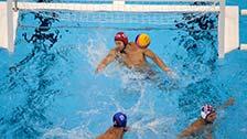 [奥运会]男子水球决赛 克罗地亚队VS塞尔维亚队