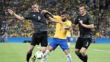 [奥运会]男子利发国际决赛 巴西队VS德国队 上半场
