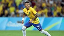 [夺金时刻]内马尔点球制胜 巴西夺奥运男足金牌