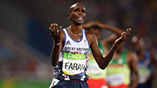 [夺金时刻]法拉赫夺里约奥运男子5000米金牌
