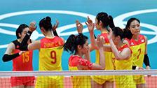 [排球]里约奥运会中国女排夺冠利发国际回放