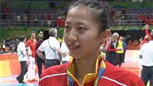[排球]丁霞:参加奥运很高兴 夺冠不敢相信