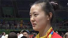 [排球]张常宁:发扬女排精神 成功逆转取胜