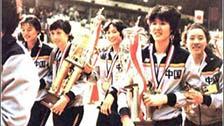 [相约里约]重温1984年奥运会中国女排夺冠时刻